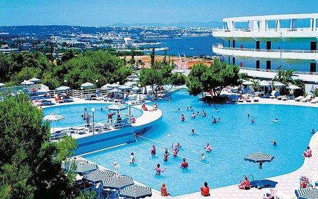 Řecko - Rhodos letecky na 8-11 dnů