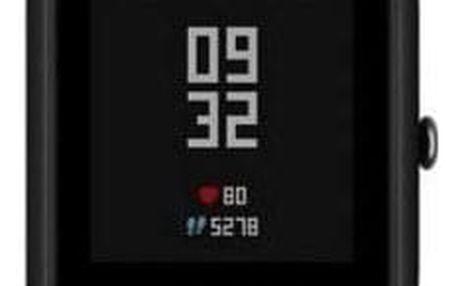 Xiaomi Amazfit Bip černý (17166)