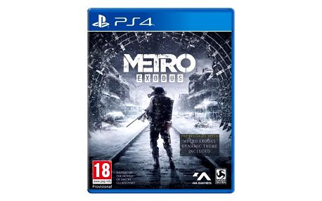 Deep Silver PlayStation 4 Metro Exodus (4020628765545)