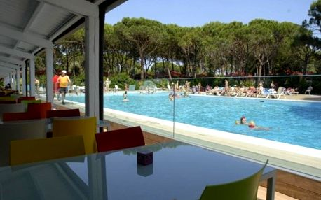 Itálie - Lido di Jesolo autobusem na 10 dnů