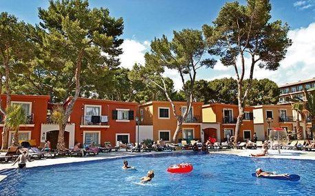 Španělsko - Mallorca letecky na 9 dnů, all inclusive