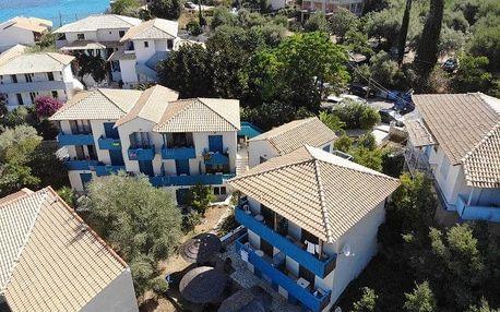 Řecko - Lefkada letecky na 12 dnů