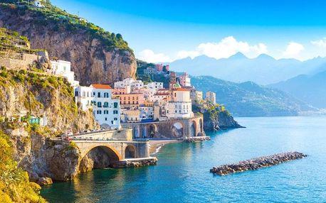 Itálie, autobusem na 5 dní snídaně
