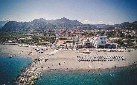 Itálie - Sicílie letecky na 8 dnů, all inclusive