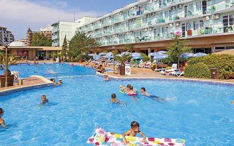 Bulharsko - Slunečné pobřeží letecky na 8-13 dnů, all inclusive