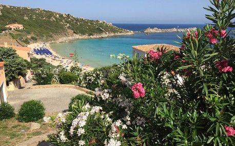 Itálie - Sardinie autobusem na 9 dnů, strava dle programu
