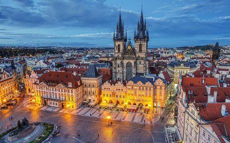 Pension Lucie**** v Praze se snídaní