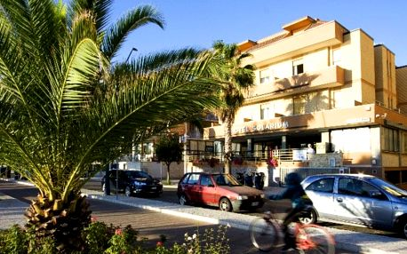 Itálie - Palmová riviéra autobusem na 10 dnů