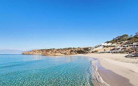 Španělsko - Ibiza letecky na 8 dnů, all inclusive