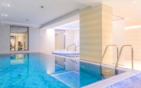 Maďarsko: víkendový wellness pobyt v Hotelu Polgar **** přímo u Outletu M3