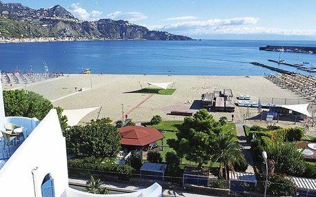 Itálie - Sicílie letecky na 5-15 dnů, polopenze
