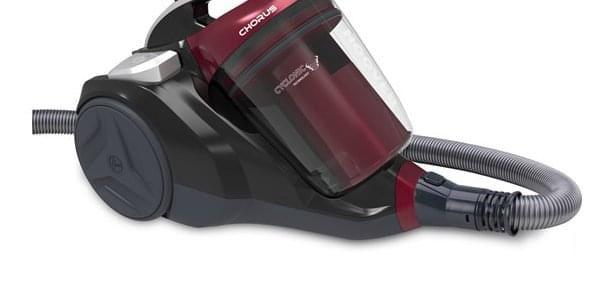 Podlahový vysavač Hoover Chorus CH50PET 011 černý/červený + DOPRAVA ZDARMA