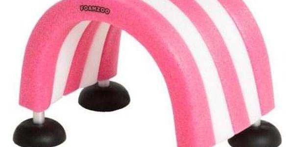 Dětská molitanová stolička | Bílá5