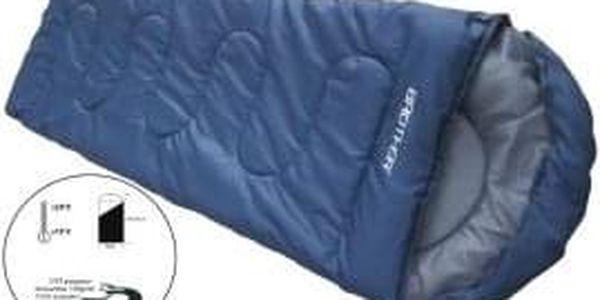 CorbySport 5773 Spací pytel dekový s podhlavníkem - 150g/m2