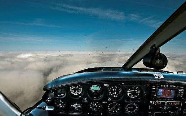 20minutový let nad Plzní a okolím2