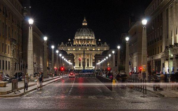 28.12.2019 - 01.01.2020 | Itálie, Řím, autobusem na 5 dní2