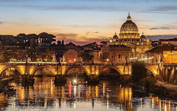 28.12.2019 - 01.01.2020 | Itálie, Řím, autobusem na 5 dní3