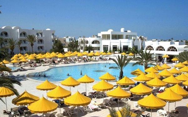 Tunisko, Djerba, letecky na 15 dní all inclusive
