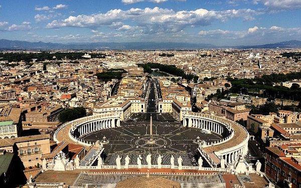 28.12.2019 - 01.01.2020 | Itálie, Řím, autobusem na 5 dní4