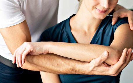 Fyzioterapie: Kineziotaping, konzultace a masáž