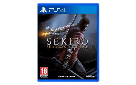 Activision PlayStation 4 Sekiro: Shadows Die Twice (CEP46067)