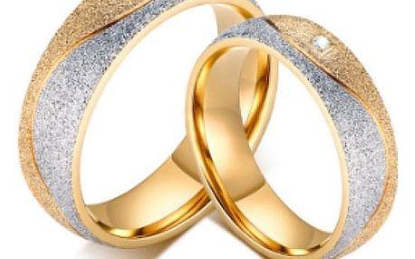 Snubní prstýnky v elegantním provedení