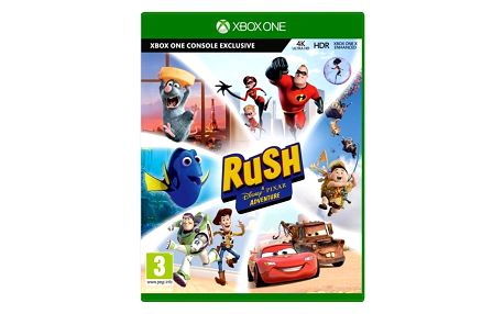Microsoft Xbox One Rush: A Disney Pixar Adventure (GYN-00020)