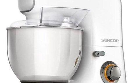 Sencor STM 3700WH šedý/bílý (428890)