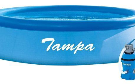 Marimex | Bazén Tampa 3,05x0,76 m s pískovou filtrací ProStar 2 | 10340123