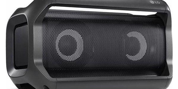 Přenosný reproduktor LG PK5 černé3