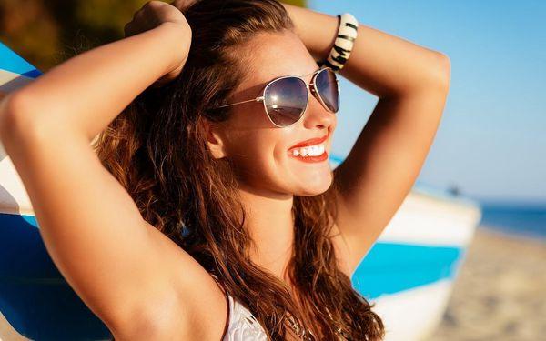 Hydratační a vypínací kosmetická péče pro ženy