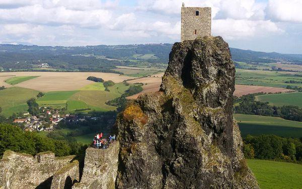 Pobyt na nejvyšší hoře Českého ráje s polopenzí