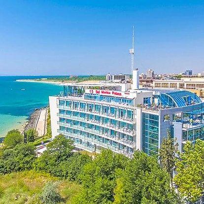 Bulharsko, Nesebar, letecky na 6 dní all inclusive