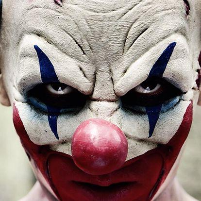 Cirkus Ohana: vstup na show s děsivými klauny