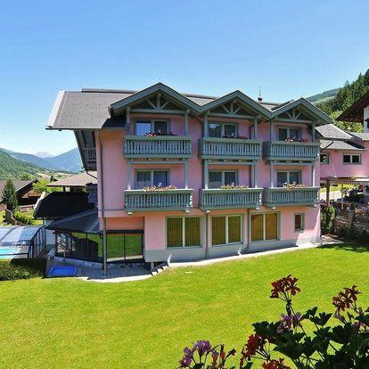 Hotel Margarethenbad **** v Alpách s polopenzí, bazénem a wellness