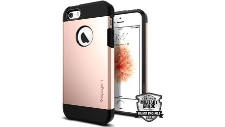 Spigen Tough Armor Apple iPhone 5/5s/SE - rose gold (041CS20190)