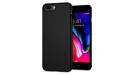 Spigen Thin Fit Apple iPhone 7 Plus / 8 Plus černý (055CS22238)