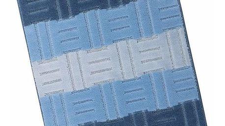 Bellatex Koupel. předložka-ELLI 60x100 Tarma modrá