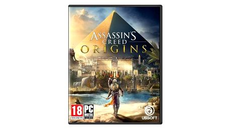 Ubisoft PC Assassin's Creed Origins (USPC00090)