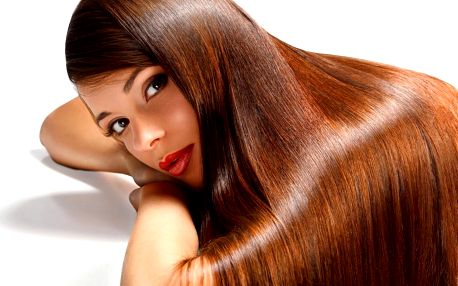 Brazilský keratin pro krásné a zdravé vlasy