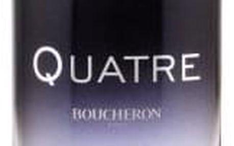 Boucheron Boucheron Quatre Pour Homme Absolu de Nuit 100 ml parfémovaná voda pro muže