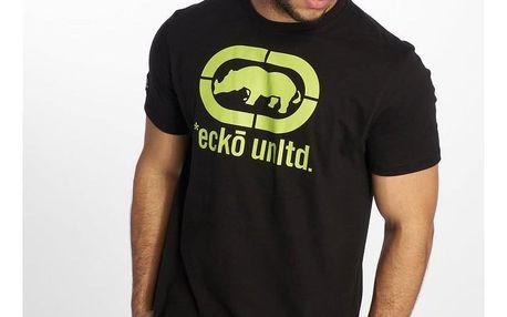 Ecko Unltd. / T-Shirt John Rhino in black 6XL