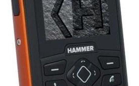 myPhone HAMMER 3 Dual SIM oranžový (TELMYHHA3OR)