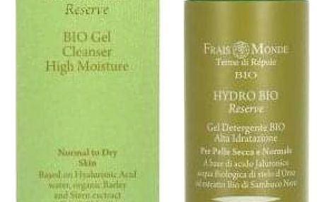 Frais Monde Hydro Bio Reserve Gel Cleanser High Moisture 200 ml hydratační čisticí gel pro ženy