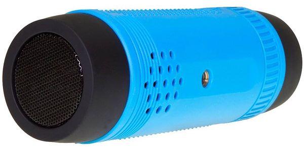 Přenosný reproduktor Evolveo XL2 (ARM-XL2-BLU) černé/modré4