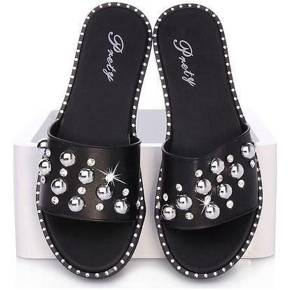 Prety Pantofle dámské G27B Velikost: 38 (23,5 cm)