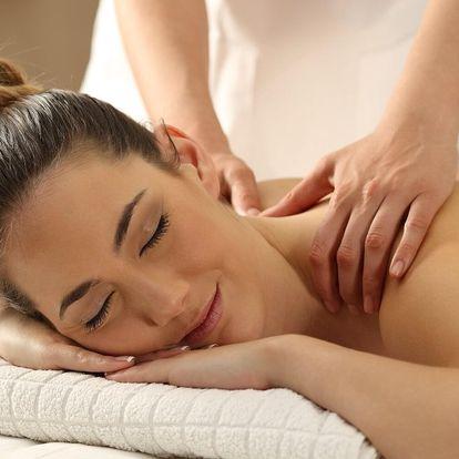 Dokonalý odpočinek: Klasická relaxační celotělová masáž