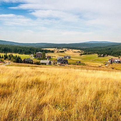 Jizerské hory v pensionu Ferda s polopenzí