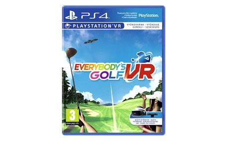 Sony PlayStation 4 PlayStation 4 Everybody's Golf VR (PS719920601)