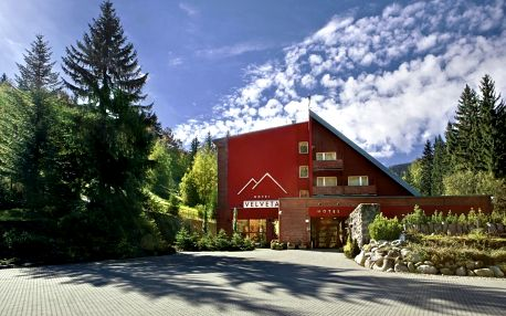Krkonoše: Hotel Velveta